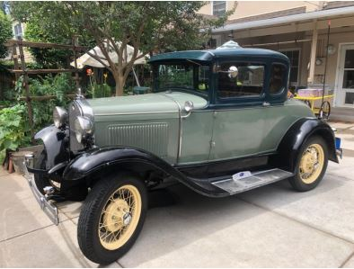 31 Coupe Stover